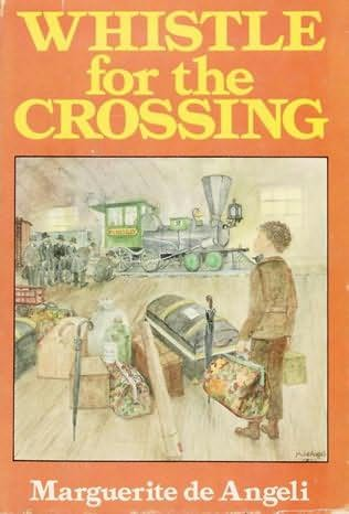 book cover of Whistle for the Crossing