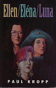 book cover of Ellen/elena/luna