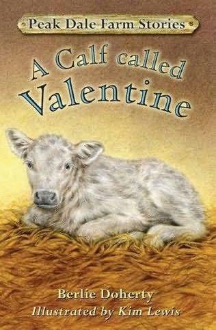 book cover of A Calf Called Valentine