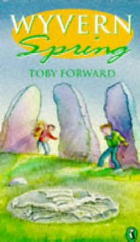 book cover of Wyvern Spring