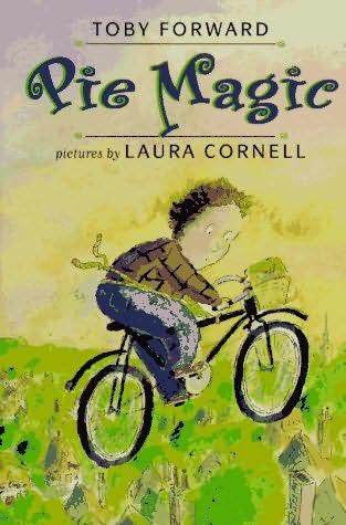 book cover of Pie Magic