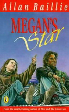 book cover of Megan\'s Star