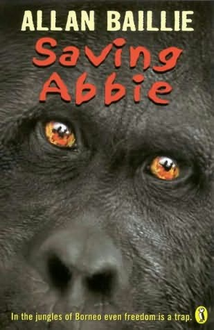 book cover of Saving Abbie