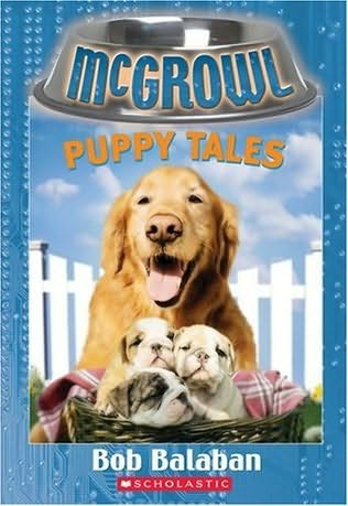 book cover of Puppy Tales