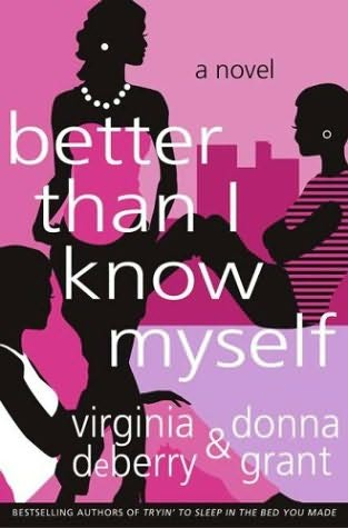 book cover of Better Than I Know Myself