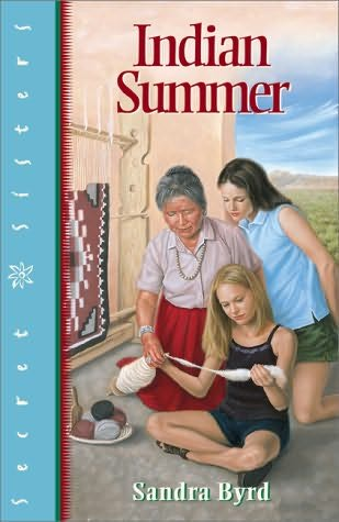 book cover of Indian Summer