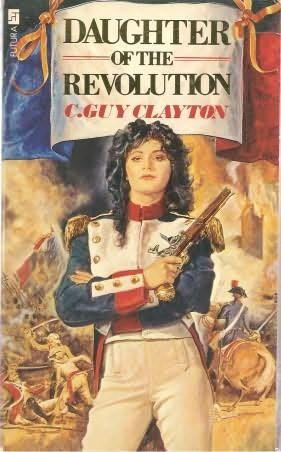 book cover of Daughter of the Revolution