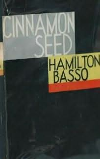 book cover of Cinnamon Seed