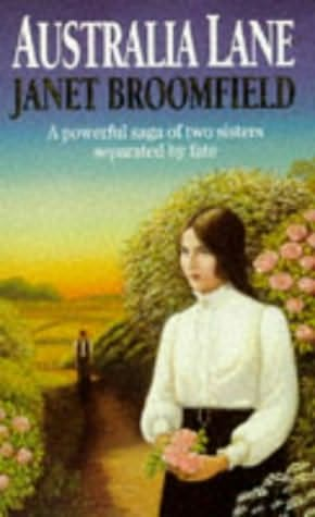book cover of Australia Lane