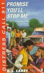 book cover of Promise Me You\'ll Stop Me