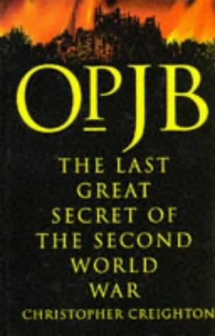 book cover of Op. JB