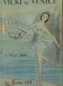 book cover of Vicki in Venice