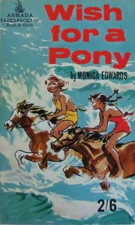 book cover of Wish for a Pony