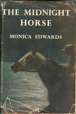 book cover of The Midnight Horse