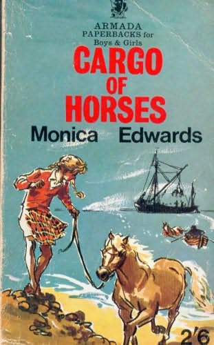 book cover of Cargo of Horses