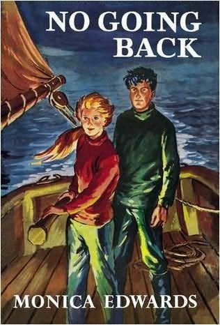 book cover of No Going Back