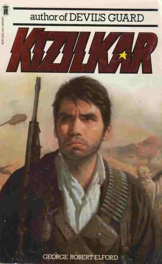 book cover of Kizilkar