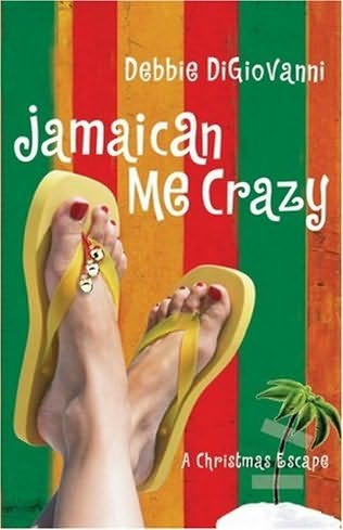 book cover of Jamaican Me Crazy