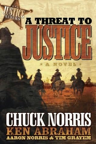 book cover of A Threat to Justice