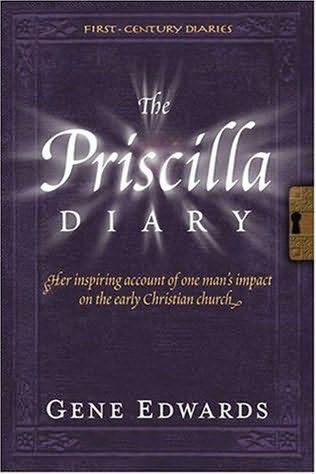 book cover of The Priscilla Diary