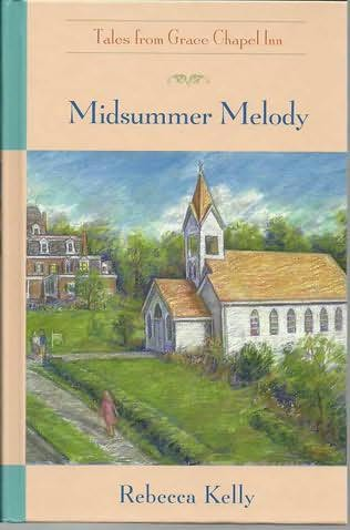 book cover of Midsummer Melody
