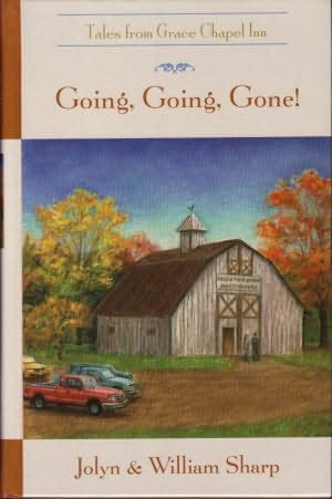 book cover of Going, Going, Gone!