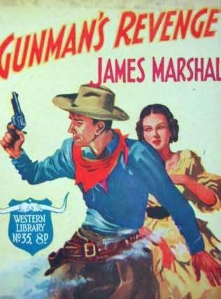 book cover of Gunman\'s Revenge