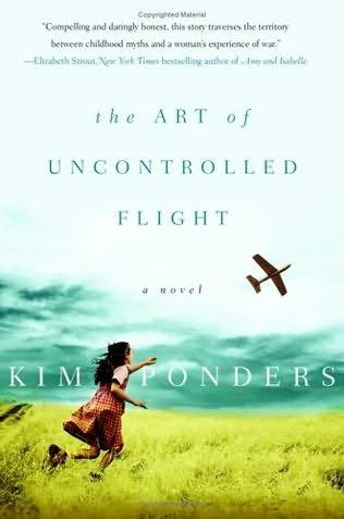 book cover of The Art of Uncontrolled Flight