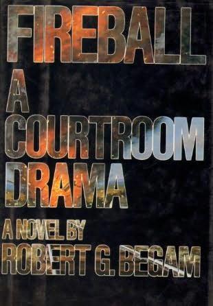book cover of Fireball