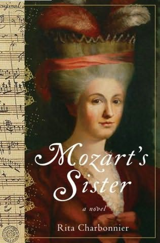book cover of Mozart\'s Sister