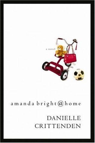 book cover of Amanda Bright @ Home