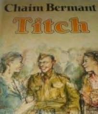 book cover of Titch