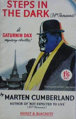 book cover of Steps in the Dark