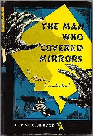 The Man Who Covered Mirrors (Saturnin Dax mystery thriller, book 14