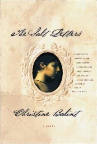 book cover of The Salt Letters