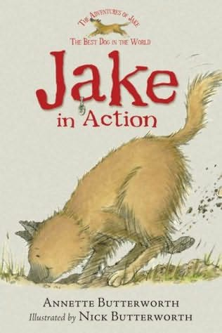 book cover of Jake in Action