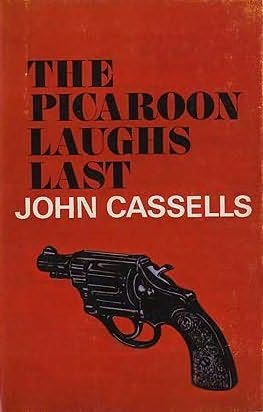 book cover of The Picaroon Laughs Last