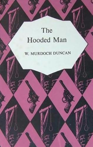 book cover of The Hooded Man
