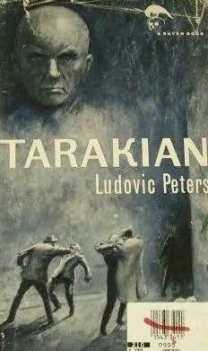 book cover of Tarakian
