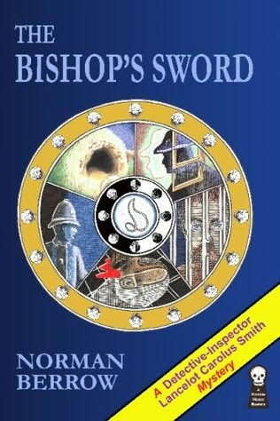 book cover of The Bishop\'s Sword