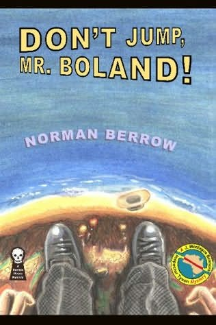 book cover of Don\'t Jump, Mr. Boland!