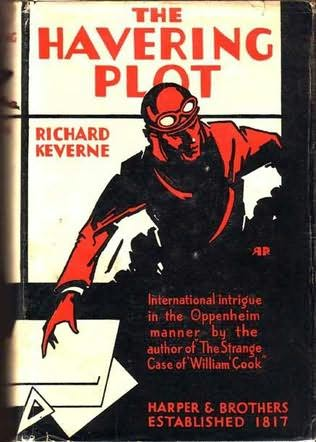 book cover of The Havering Plot