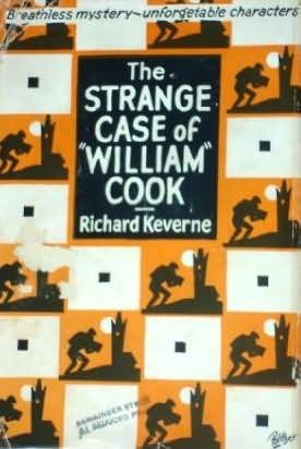 book cover of The Strange Case Of William Cook