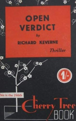 book cover of Open Verdict