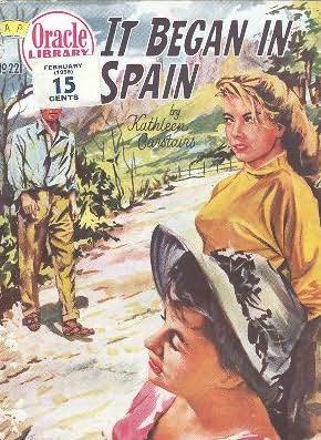 book cover of It Began in Spain