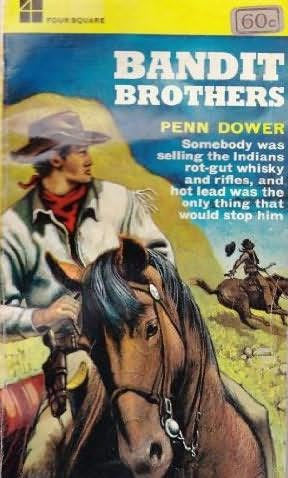 book cover of Bandit Brothers