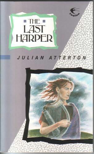 book cover of The Last Harper