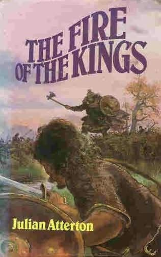 book cover of The Fire of the Kings