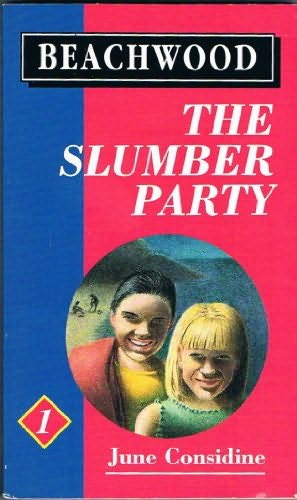 book cover of The Slumber Party