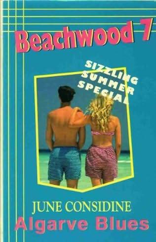 book cover of Algarve Blues